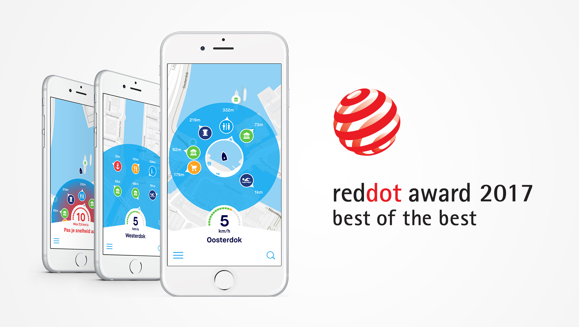 Uselab wint 'Best of the Best' Red Dot Award