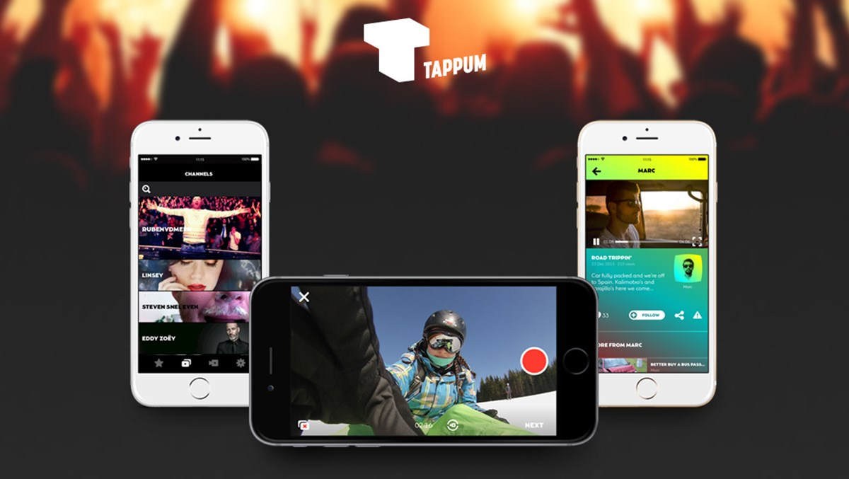 TappUm: next generation vlogging